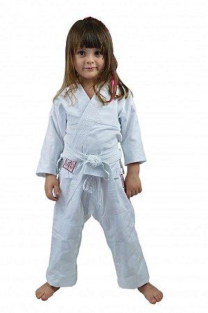 Kimono Infantil Universal Branco