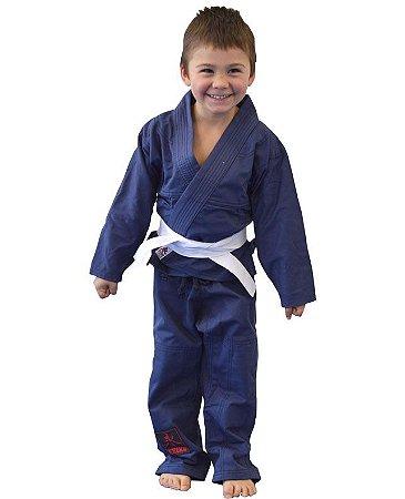 Kimono Infantil Universal Marinho
