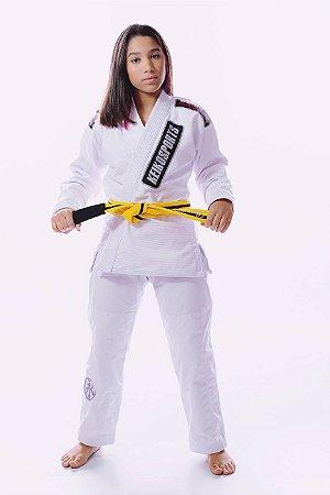 Kimono Juvenil Pró Branco