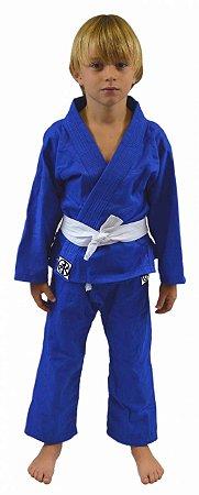 Kimono Juvenil Universal Azul