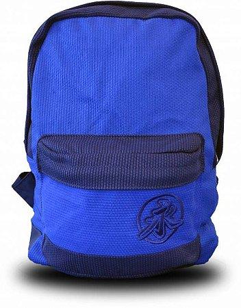 Mochila New Style Azul/Marinho