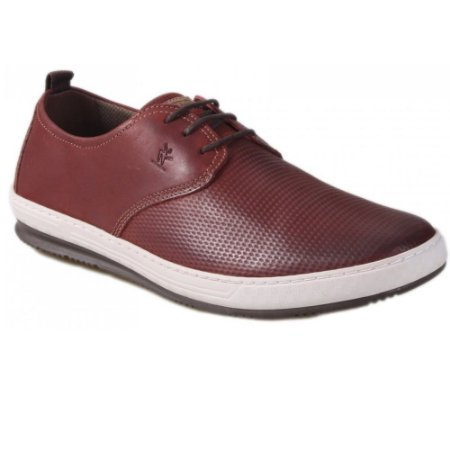 SAPATENIS MASCULINO FREE WAY WOODS BORDO