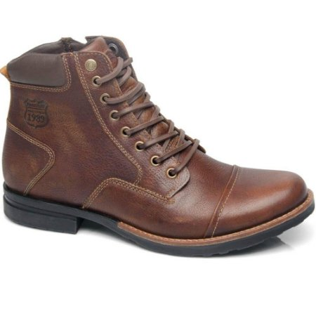 BOTA MASCULINO FREE WAY SOLDIER CHOCOLATE