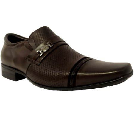 SAPATO MASCULINO JOTA PE 32015 DARK BROWN/CAFE