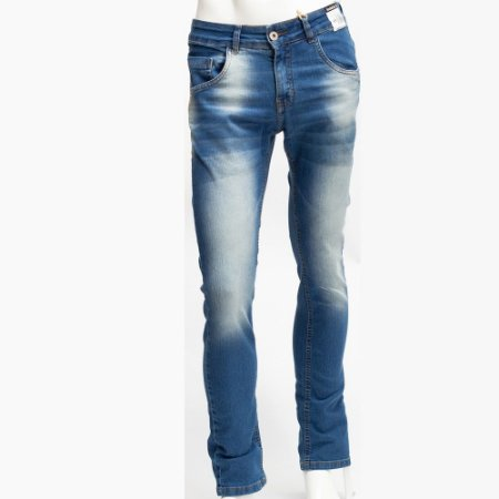 CALCA MASCULINO ROCK & SODA 23286 INDIGO