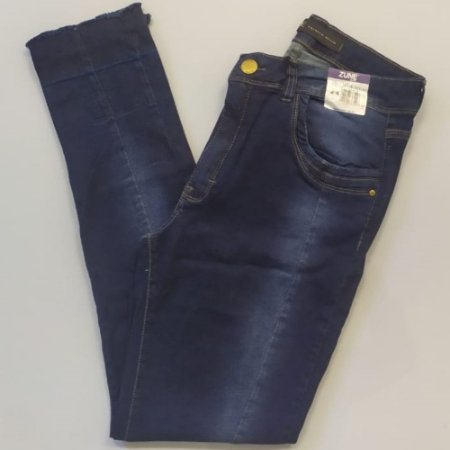 CALCA FEMININO ZUNE 22128 DENIM