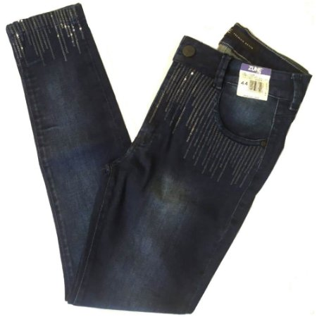 CALCA FEMININO ZUNE 22127 DENIM