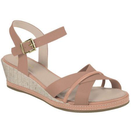 SANDALIA FEMININO VIA SCARPA 108111712 ANTIQUE