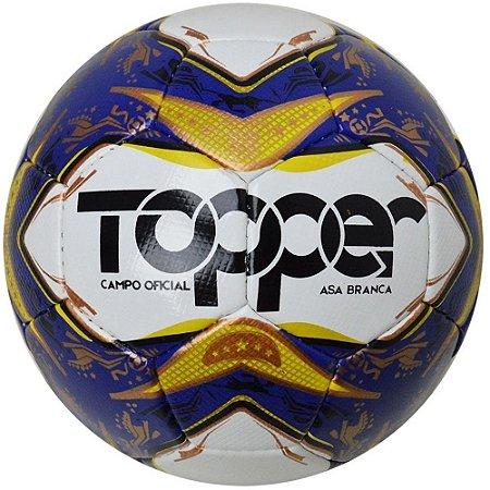 BOLA MASCULINO TOPPER 2983 ASA III FCPO BCO/AMA/AZL