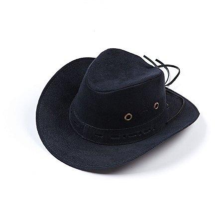 Chapéu Cowboy Camurça Infantil