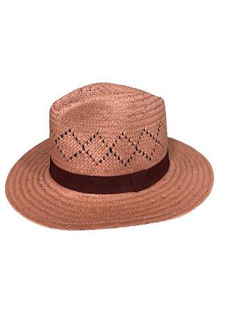 Chapéu Panama Brown