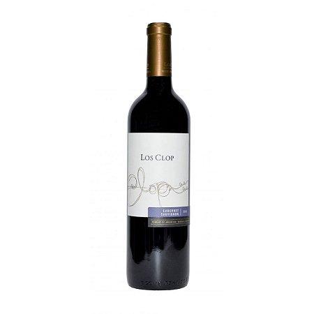 Vinho Tinto Argentino Los Clop Cabernet Sauvignon 2016