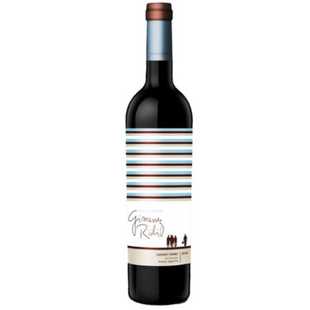 Vinho Tinto Argentino Gimenez Rilli Cabernet Franc 2019