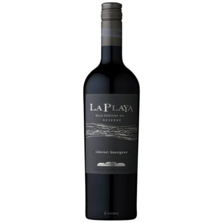 Vinho tinto Vegano La Playa Reserva Cabernet Sauvignon