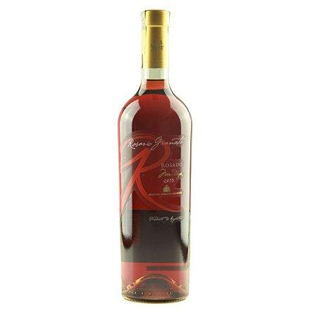 Vinho Argentino Carmine Granata Malbec Rosé