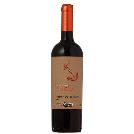 Vinho Chileno Orgânico Ancla Gran Reserva Cabernet Sauvignon 2018