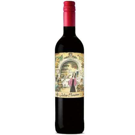 Vinho Tinto Português Julia Florista