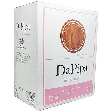 Vinho Rosé Português Da Pipa Bag in box 5L