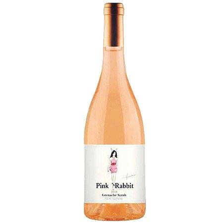 Vinho Rosé Orgânico Francês Pink Rabbit