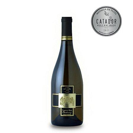 Vinho Branco Chileno Gran Reserva Escudo Real Chardonnay 2017