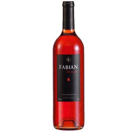 Vinho Rosé Nacional Fabian Intuição