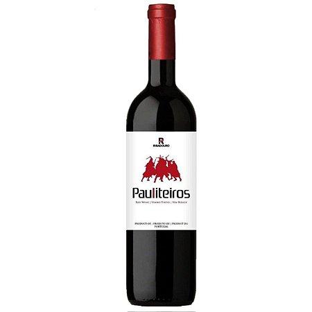 Vinho Tinto Português Pauliteiros Ribadouro