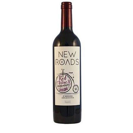 Vinho Tinto Argentino New Roads