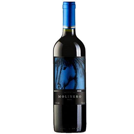 Vinho Tinto Chileno Molinero Malbec