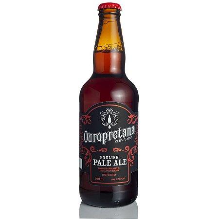 Cerveja Ouropretana English Pale Ale 500ml