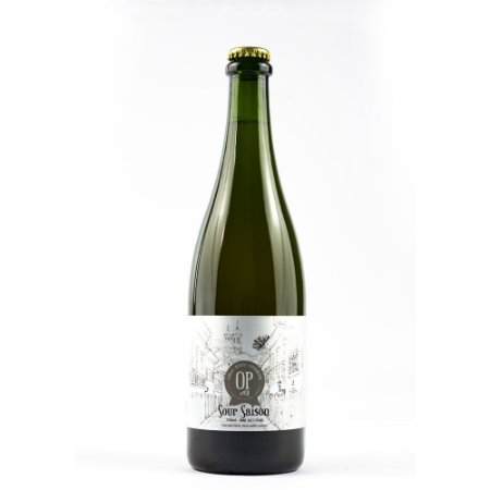 Cerveja Ouropretana Sour Saison OP nº1 -  750ml