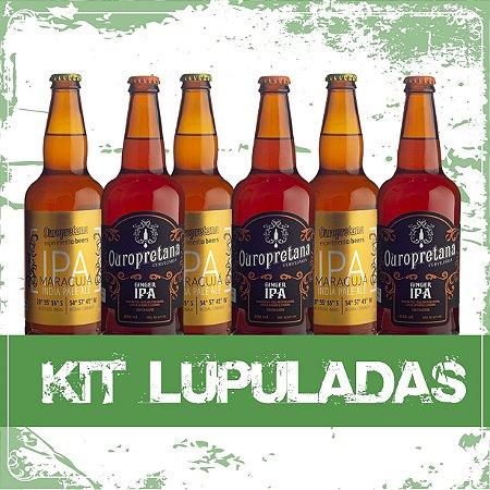 Kit Lupuladas - Caixa c/ 6 unidades