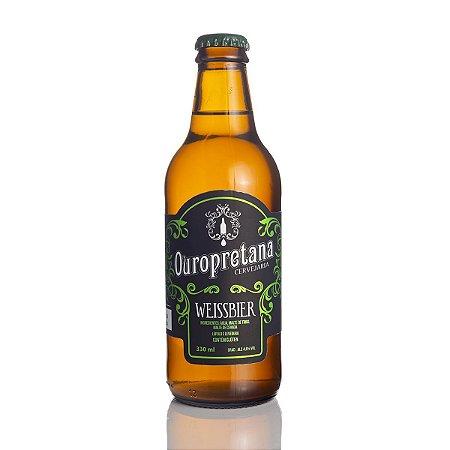 Cerveja Ouropretana Weissbier 330ml