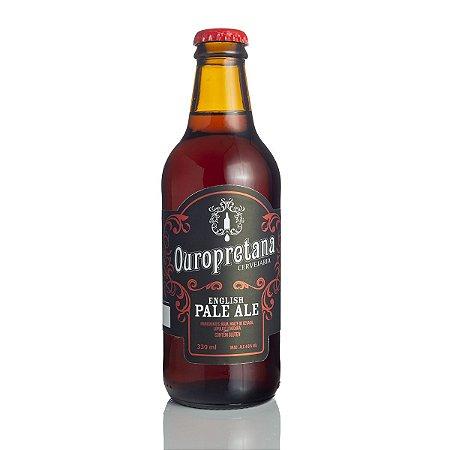 Cerveja Ouropretana English Pale Ale 330ml