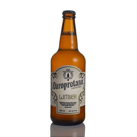 Cerveja Ouropretana Witbier 500ml