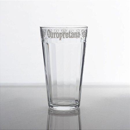 Copo Longo Drink Ouropretana - Vidro - 450ml