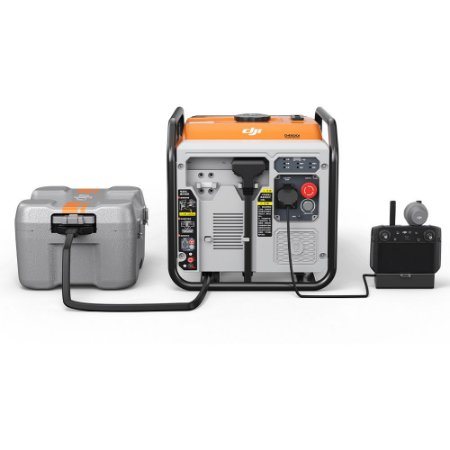 Gerador de Energia DJI D4500I Para Agras T10
