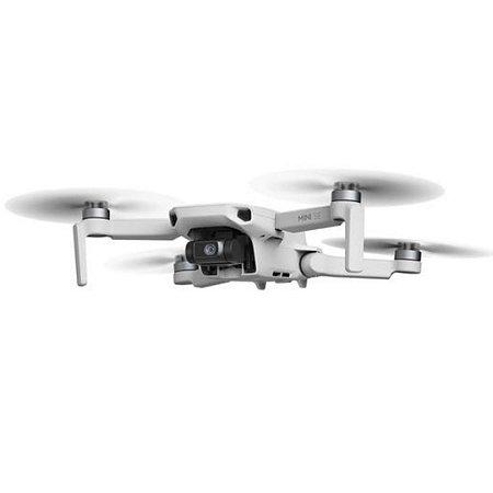 Drone Dji Mini SE Câmera 2.7k Combo Fly More 3 Baterias