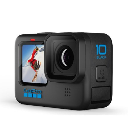 Câmera Digital Gopro Hero 10 Black 5,3K60/4K120