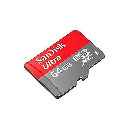 MicroSD Sandisk Ultra 64GB