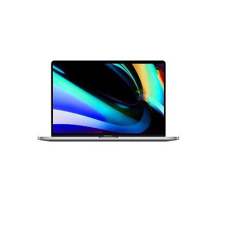 """MacBook Pro 16"""" 512GB - Cinza Espacial"""