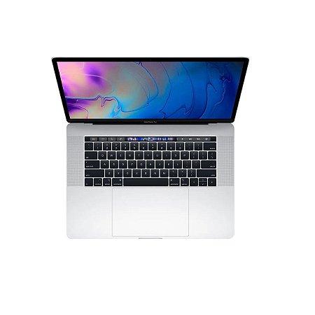 MacBook Pro TouchBar 15' 256gb 2018 - Silver