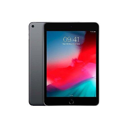 iPad Mini 7.9'' wifi 256GB (2019) Cor:Cinza Espacial