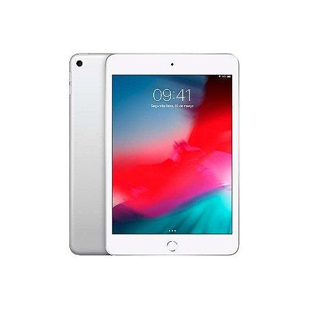 iPad Mini 7.9'' wifi+4G 64GB (2019) Cor:Prateado
