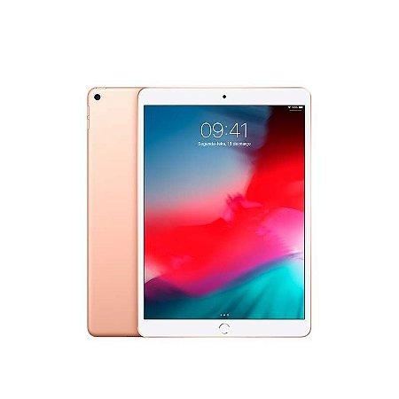 iPad Air 10.5'' wifi 256GB (2019) Cor:Dourado