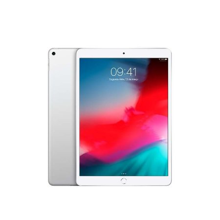 iPad Air 10.5'' wifi 64GB (2019) Cor:Prateado