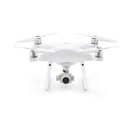 Drone DJI Phantom 4 Pro V2 com câmera C4K branco - RFB