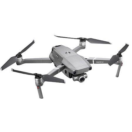 Drone DJI Mavic 2 Zoom com Câmera 4K Cinza