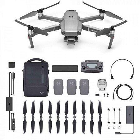 Drone DJI Mavic 2 Pro Fly More Combo com câmera 4K cinza