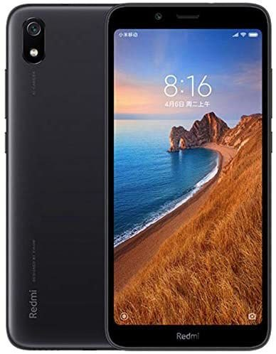 Smartphone Xiaomi Redmi 7A 16GB - Preto