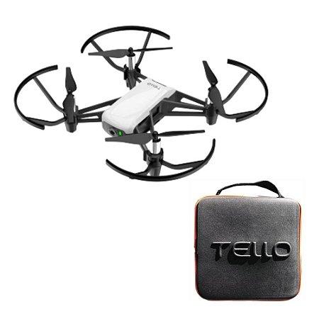 Drone DJI Tello Boost Combo  + Case Maleta